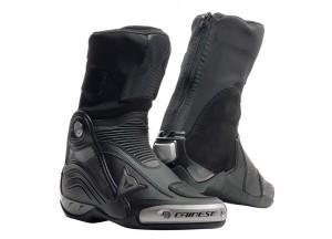 Botas de Cuero Dainese Racing Axial D1 Negro