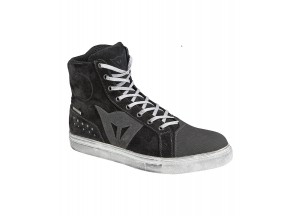 Zapatos  Dainese  Street Biker D-Wp Impermeable Negr /Antracita