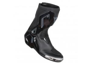 Botas de cuero Dainese Racing Torque D1 Out Negro/Anthracite