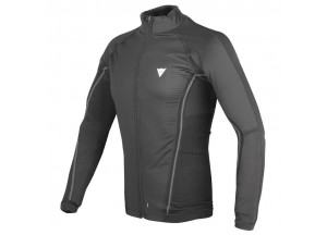 Camiseta Moto Dainese D-Core No-Wind Thermo Tee Ls Negro/Antracita