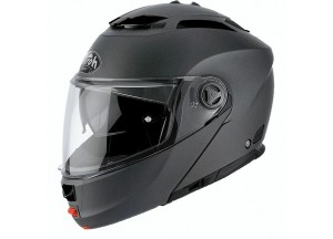 Casco Integral Abierto Airoh Phantom S Color Antracita Mate