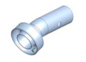 50.DK.068.0 - Mivv SPEED EDGE (L) dB-killer d35 - d61- L. 125 mm