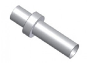 50.DK.074.0 - Mivv SUONO dB-killer d35 - d54 - L.157 mm - rivet fixing