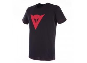 T-Shirt Dainese Speed Demon Negro Rojo