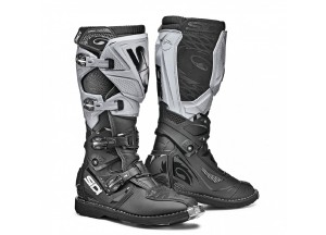 Botas Moto Off-road Sidi X-3 Negro Negro Gris