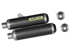 71062DK - SILENCIADORES ESCAPE ARROW CARB DUCATI MONSTER S4R/S2R 800/1000/S4RS