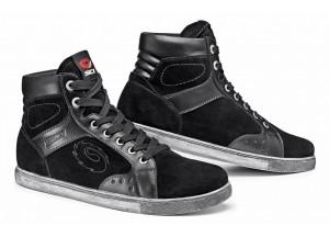 Zapatos Moto Urban Sidi Frontera Negro