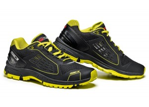 Zapatos Moto Urban Sidi Approach Negro Lime