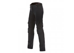 Pantalones Dainese New Drake Air Tex Lady Negro