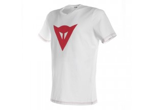 T-Shirt Dainese Speed Demon Blanco Rojo