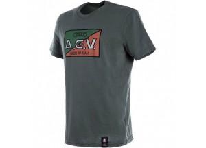 Camiseta  AGV 1947 Anthracite