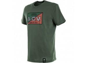 Camiseta  AGV 1947 Verde Army