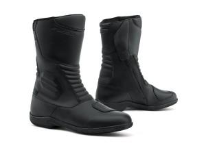 Botas de cuero Forma Touring AVENUE Negro