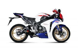 S-H10R7-TC - Escape Completo Akrapovic Racing Line Honda CBR 1000 RR 09-14