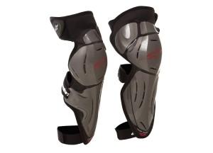 Rodillera Alpinestars Bionic SX Negro/Gris