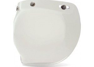 Visera Bell Custom 500 3-Snap Burbuja Transparente