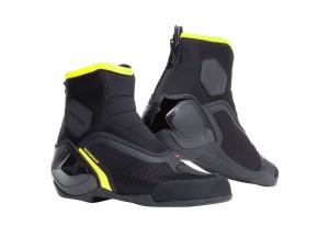 Zapatos Dainese Dinamica D-Wp Negro Amarillo Fluo