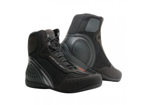 Zapatos Dainese Motorshoe D1 Air Lady Negro Antracite