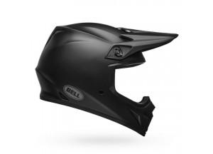 Casco Bell Off-Road Motocross Mx-9 Mips Negro Mate