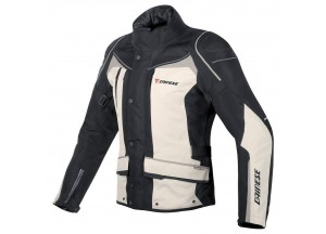 Chaqueta Dainese D-Blizzard D-Dry impermeable Peyote/Negro/Brindle