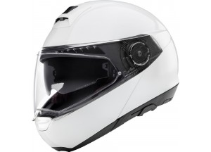 Casco Integral Modular Schuberth C4 Pro WOMEN Blanco Brillante
