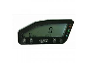 D 3 GPS - Tacómetro universale GPT con Modulo GPS Señal de rpm de la ECU
