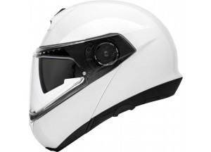 Casco Integral Modular Schuberth C4 Pro Blanco Brillante