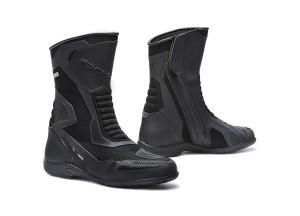 Botas de cuero Forma Touring HDRY AIR 3 Negro