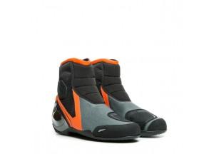 Zapatos Dainese DINAMICA AIR Negro Antracita Naranja