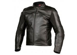 Chaqueta de Moto Hombre Dainese Cuero RAZON PELLE Negro