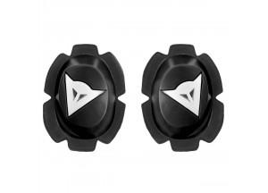 Protección de las Rodillas Dainese PISTA RAIN SLIDER Negro/Blanco