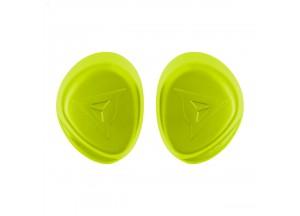 Protección del Codo Dainese PISTA SLIDER Amarillo-Fluo