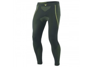Pantalone Interiores Moto Hombre Dainese D-CORE DRY PANT LL Negro/Amarillo-Fluo