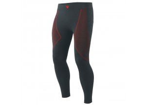 Pantalone Interiores Moto Hombre Dainese D-CORE THERMO PANT LL Negro/Rojo