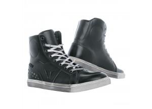 Zapatos de Moto Mujer Dainese STREET ROCKER D-WP LADY Negro