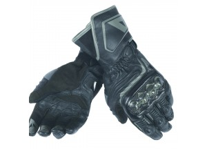 Guantes de Moto Mujer Dainese CARBON D1 LONG Negro