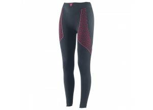 Pantalone Interiores Moto Mujer Dainese D-CORE THERMO TEE LS LADY Negro/Fucsia