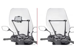 FB1181 - Givi Barra para colocar S902A Honda SH 125-150 (2020) SH 350 (2021)