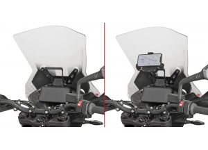 FB7710 - Givi Barra para colocar S902A KTM 790 Adventure / R (2019)