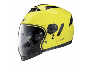 Casco Integral Crossover Grex G4.2 Pro Kinetic 26 Led Amarillo
