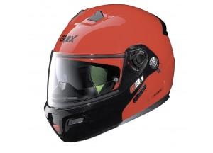 Casco Integral Abierto Grex G9.1 Evolve Couplè 16 Corsa Rojo