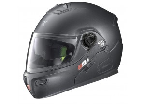 Casco Integral Abierto Grex G9.1 Evolve Kinetic 25 Negro Grafito