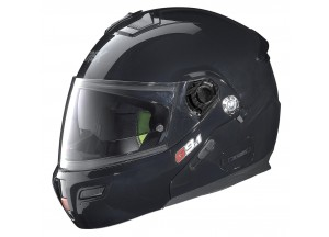 Casco Integral Abierto Grex G9.1 Evolve Kinetic 21 Metal Negro