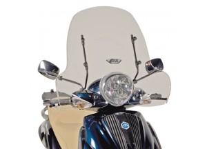 103A - Givi Parabrisas transparente 43,5x70cms Piaggio Beverly Tourer