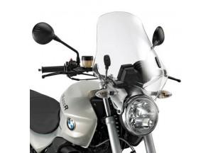 147A - Givi Parabrisas transparente 49,5x46cms (hxa) BMW R 1200 R (06 > 15)