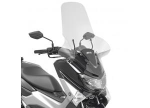 2123DT - Givi Parabrisas transparente 81,5 x 64,5 cms Yamaha N-Max 125 (15)