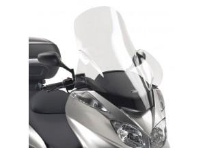 D137ST - Givi Parabrisas transparente 74x64 cms Yamaha Majesty 400 (04 > 08)