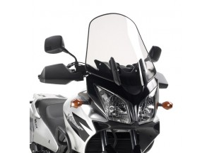 D260ST - Givi Cúpula transparente 57x48 Kawasaki KLV 1000 | Suzuki DL V-Strom