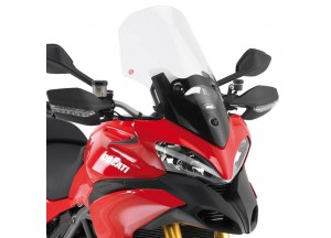 D272ST - Givi Cúpula transparente con spoiler 60x47 cms Ducati Multistrada 1200