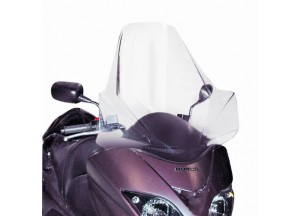 D306ST - Givi Parabrisas transparente 73x61,5 cms Honda Forza 250 (05 > 07)